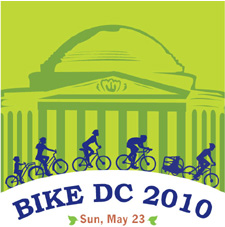Washington and Arlington Community Bike Ride